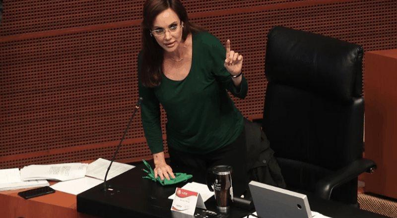 Lilly Téllez revira a AMLO: a López-Gatell no se le maltrató, se le dijo la verdad