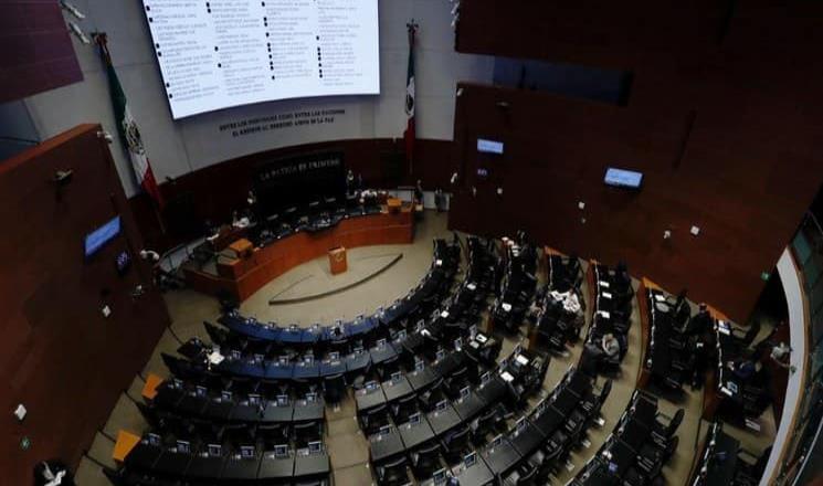 Piden mejorar medidas sanitarias en el Senado tras caso de Covid-19
