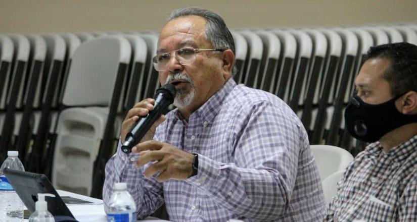 Secretaría del Campo presentó avances de obras del distrito de riego 014