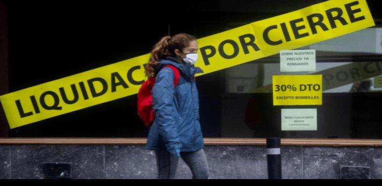 Pandemia cierra 7 empresas cada hora en México