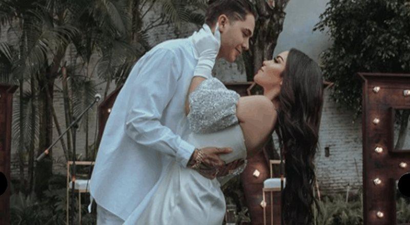 Juan de Dios Pantoja y Kimberly Loaiza responde a críticas por boda