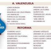 Colonias de Tijuana de la sección 4B el día 20 de Octubre tendrán corte programado