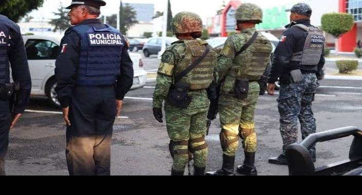 En operativo detienen la Sspcm y Sedena a mujer con más de mil 900 dosis de droga