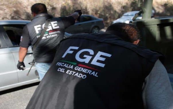 La FGE recupera vehículo con reporte de robo