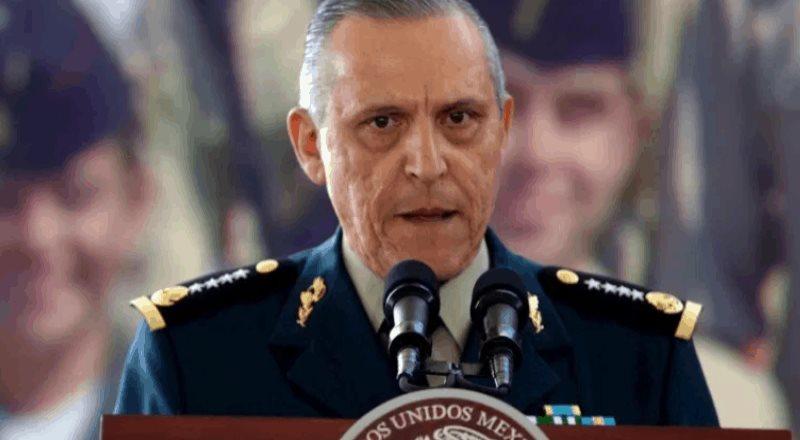 Abogados piden libertad bajo fianza para Cienfuegos; el juez la niega