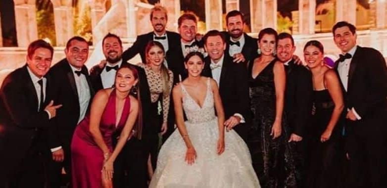 Actor se casa en Mexicali, su boda de 300 invitados desata al menos 100 contagios de Covid-19