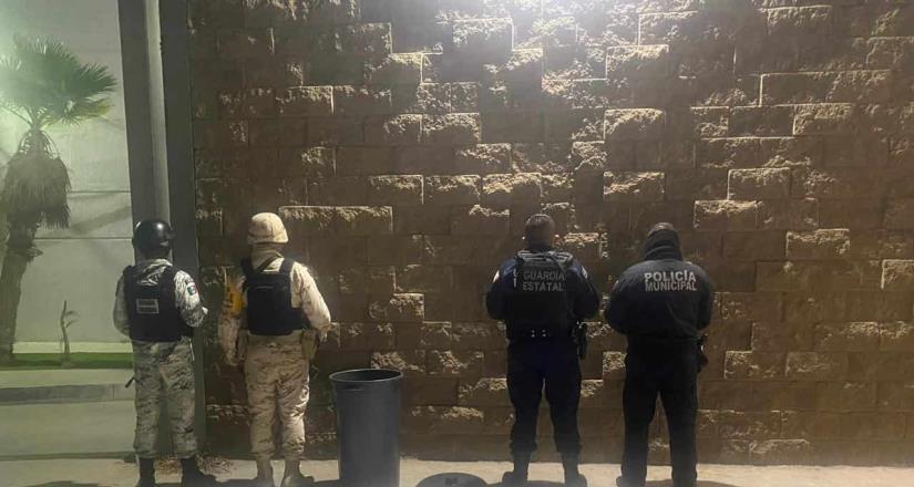 Fiscalía estatal y Guardia Nacional desmantelan narcolaboratorio