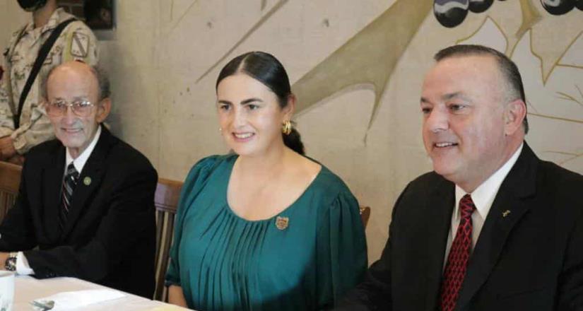 Karla Ruiz reconoce labor de Miguel Ángel Badiola al frente de Canirac