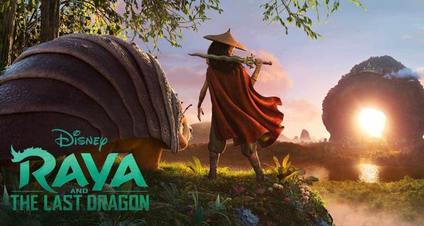 Raya y el ultimo dragón: el trailer más reciente de Disney