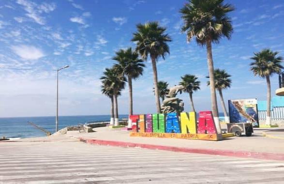 Anuncia ayuntamiento de Tijuana cierre temporal de la playa ante escurrimiento de aguas negras