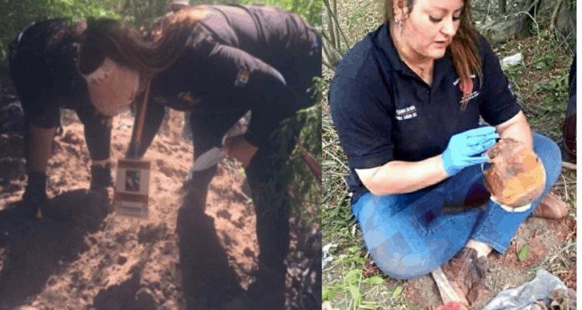 Confirman identidad; rastreadora halla a su hija después de dos años