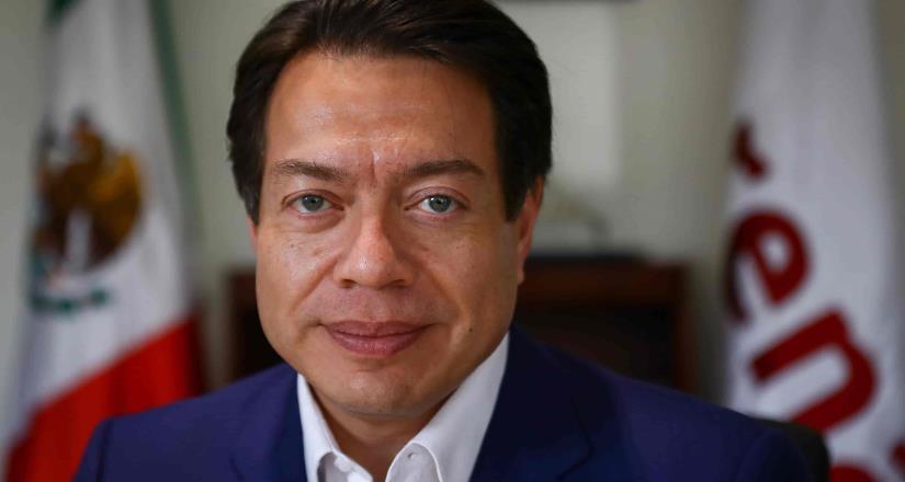 Mario Delgado gana dirigencia nacional de Morena: Arturo González lo felicita