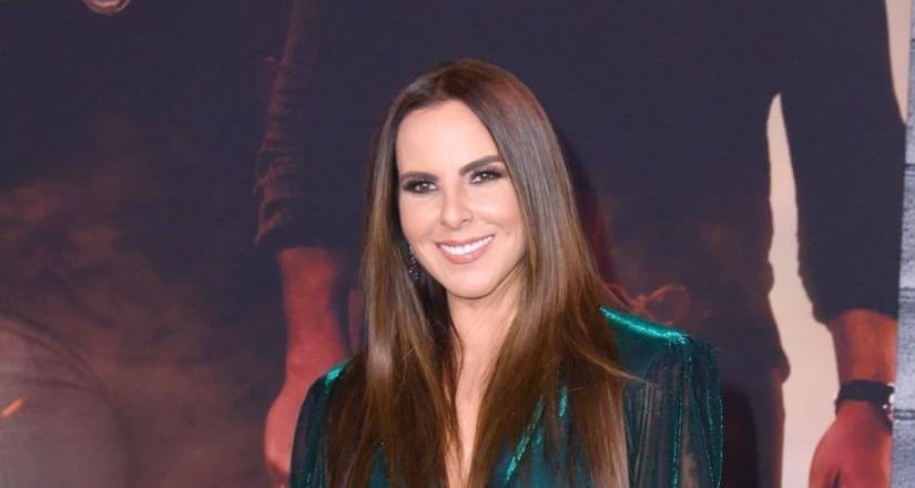 Kate del Castillo asegura que tenemos que hacer de Jalisco el nuevo Hollywood
