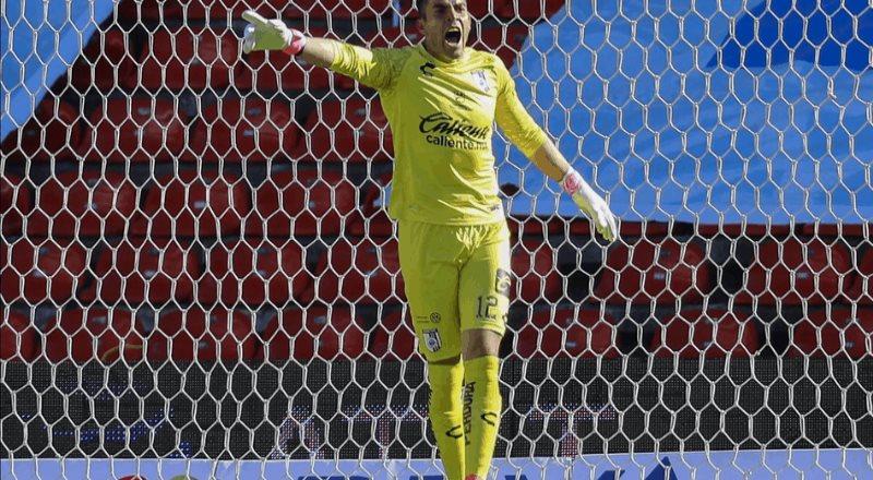 Eduardo Bravo, el nuevo portero de la Liga MX