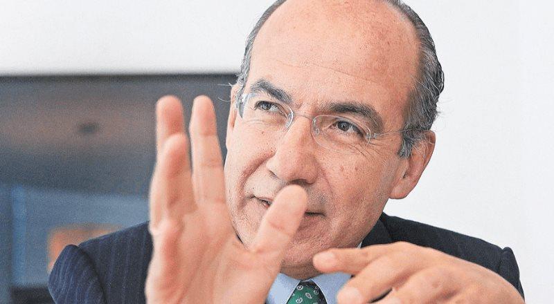 Calderón relaciona dicho de AMLO con contagios de Covid en gabinete