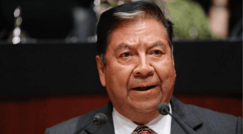 Lamentan legisladores muerte del senador Joel Molina por Covid -19