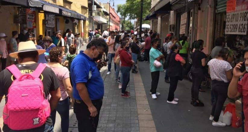 Repunte de Covid-19 en México se dio en octubre