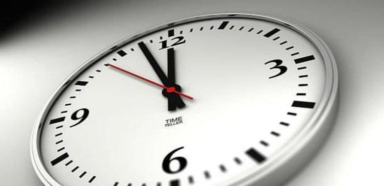 Hoy inicia cambio de Horario de Invierno en el interior del país; ¿Ya atrasaste tu reloj una hora?