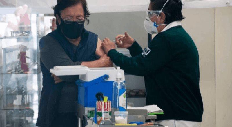 IMSS prevé aplicar 96 mil dosis contra influenza a menores con cáncer