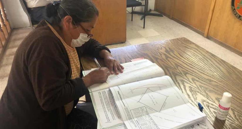 Otorga Gobierno de BC asesoría legal a residentes de la colonia Triqui en San Quintín