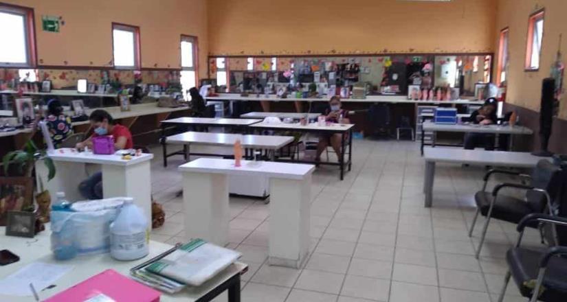 Centros comunitarios del SDIF Tijuana operan al 30% de su capacidad