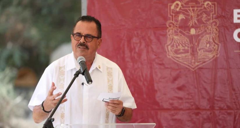 Promovió Mario Escobedo foro de desarrollo sustentable