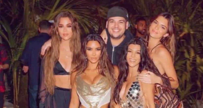 Kim Kardashian puso en cuarentena a los invitados de su fiesta de cumpleaños #40