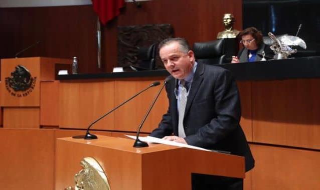 Gerardo Novelo se muestra a favor de las medidas preventivas ante Covid-19 en el Senado