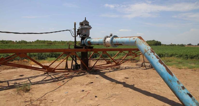 Viable instalar tecnología en pozos y sistemas de riego del Valle de Mexicali