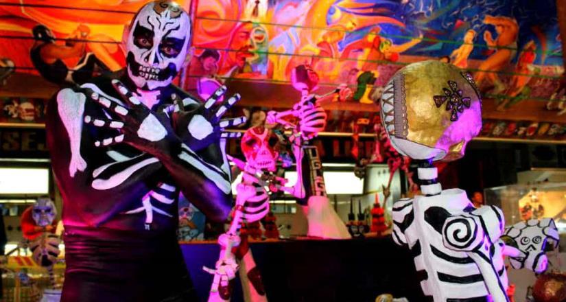 Aguardan una función de Día de Muertos diferente en la Arena México