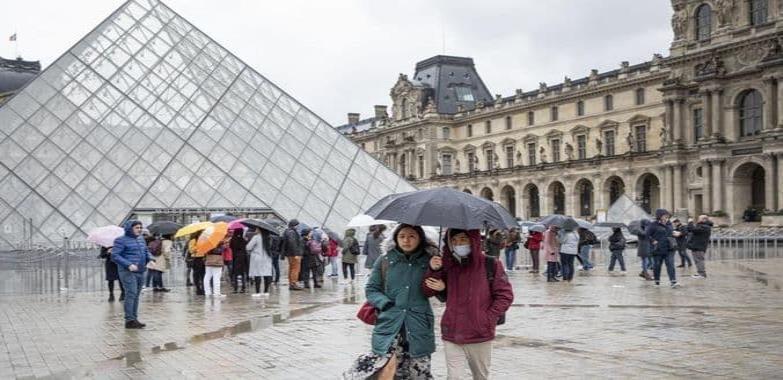 Francia empieza nuevo confinamiento nacional a partir de mañana