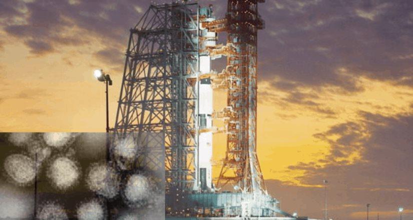 Apolo 8, el lanzamiento espacial de 1968 se realizó en una pandemia