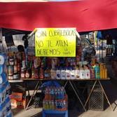 Multa ayuntamiento 58 comercios y puestos de mercados sobre ruedas