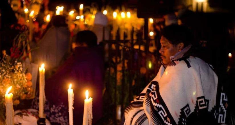 Día de Muertos en Michoacán, sin medidas sanitarias contra Covid-19