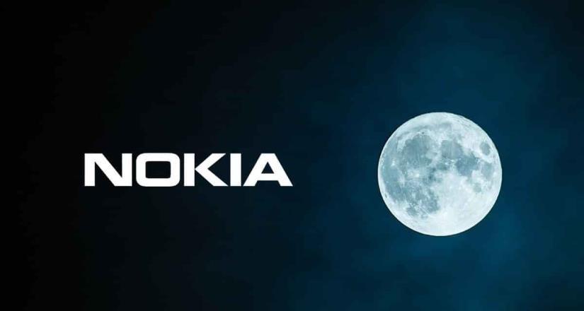 La NASA y Nokia construirían una red de telefonía móvil en ¡La luna! a finales de 2022