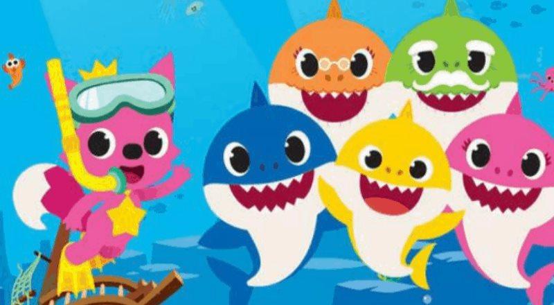 Baby Shark rompe récord en Youtube como el video más visto de la historia