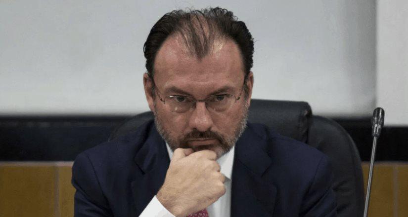 La FGR pidió orden para capturar a Videgaray por delito electoral y Juez la negó