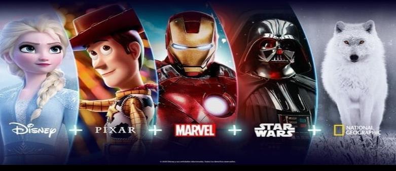 Disney Plus llegó a México ¿Qué películas y series hay?