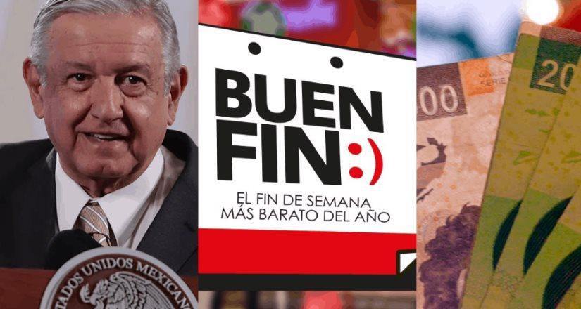 Por El Buen Fin se adelantará mitad del aguinaldo a burócratas