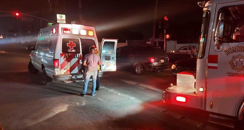 Hombre es atropellado en el bulevar Cucapah