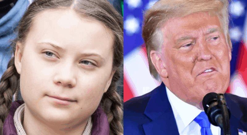 Greta Thunberg aparece en tendencias tras vacilar a Donald Trump