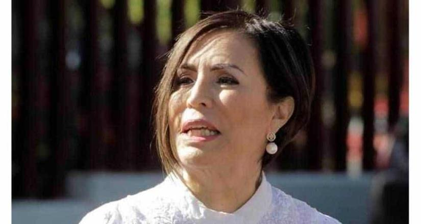 Una infamia, dice Rosario Robles sobre nueva orden de aprehensión