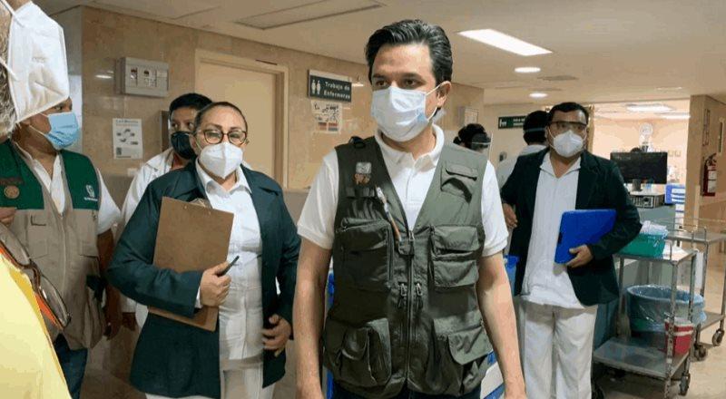 IMSS alista plan de atención en unidades médicas afectadas por lluvia