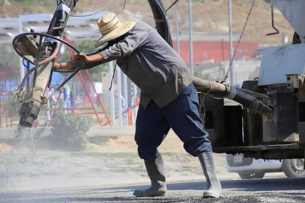 Rehabilita municipio más de 1 millón de metros cuadrados de vialidades con bacheo