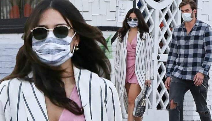 El nuevo novio de Eiza González es un modelo estadounidense