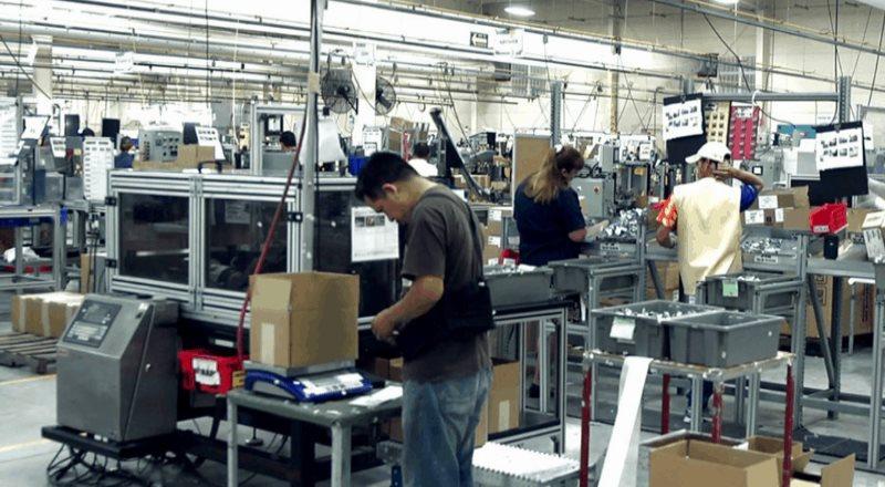 IMMEX Tijuana empresas y personal ocupado Agosto 2020