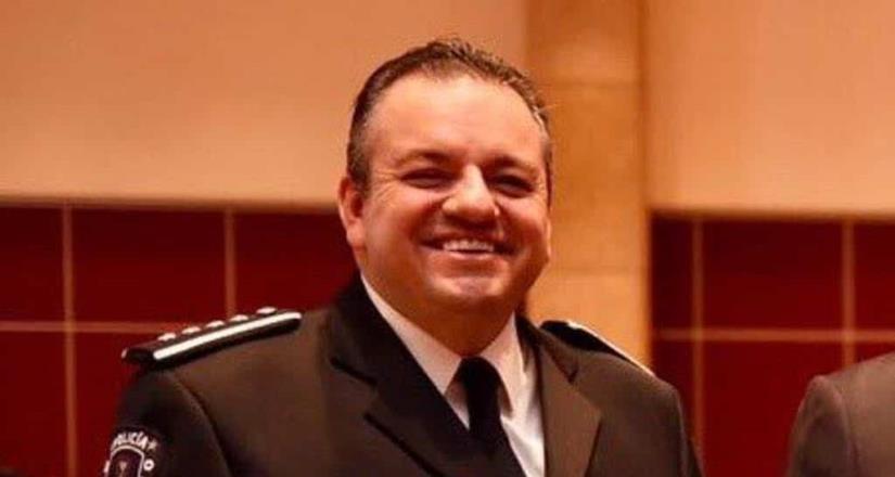 Alberto Capella es separado de su cargo en la Secretaría de Seguridad Estatal