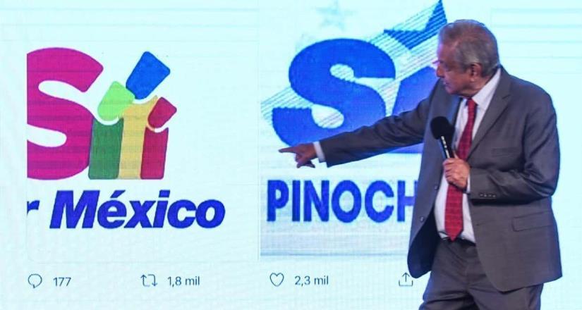 Sí por México está a favor de corrupción, pobreza y racismo: AMLO