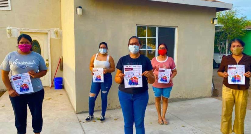 Se instalan comités ciudadanos en Mexicali para la prevención de enfermedades