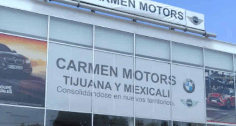 Rectificación respecto al caso de Carmen Motors